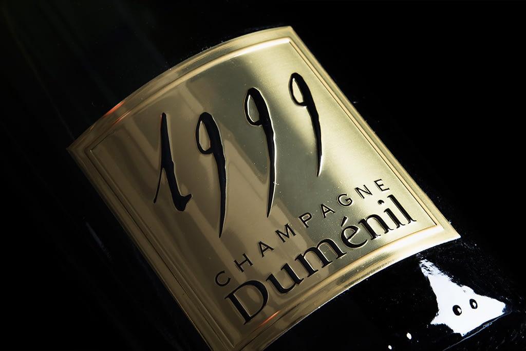 Millésimé 1999 « Vinos de colección »