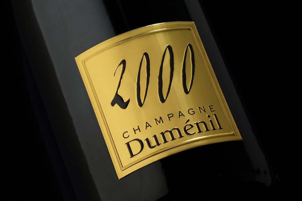 Millésimé 2000 « Vinos de colección »