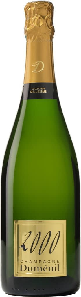 Millésime 2000 - Champagne Duménil
