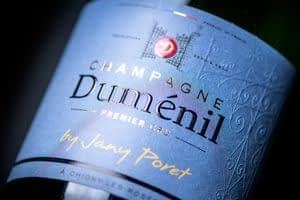 Premier Cru by Jany Poret Brut Champagne Blend Champagne