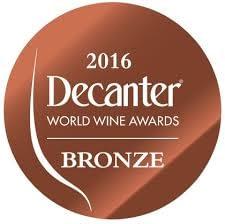 Decanter Bronze 2016