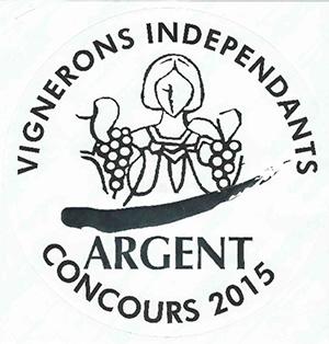 Concours des vignerons indépendants - 2015