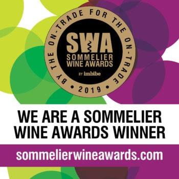 The Sommelier Wine Awards - 2019