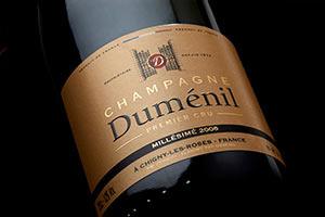 2008 Premier Cru Millésimé Brut Champagne
